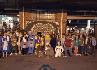 Disguised Guided Tour of the Arts District!