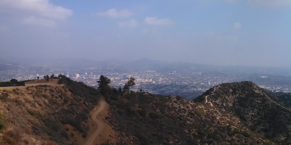 Hollywood Sign and Batcave Hike