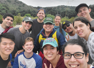 Joint LA Section YMF Camping Trip