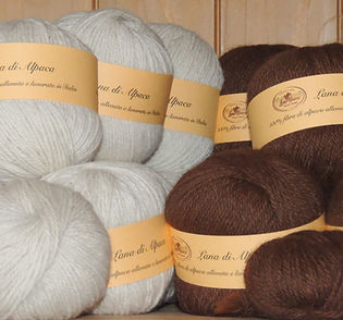 lana alpaca vendita