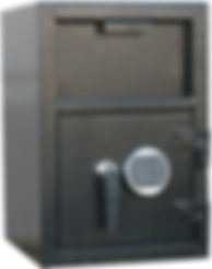 commercial depository safe and vault service