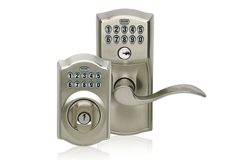 Schalge Residential Electronic Keypad Locks