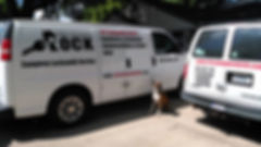 tri county lock service vans ready for your locksmith repairs and metal door replacement