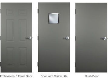 Commercial Doors and Hardware