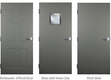 custom commercial hollow metal door and frame installers in wheaton il
