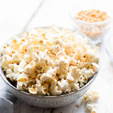 Harvest Holiday Popcorn