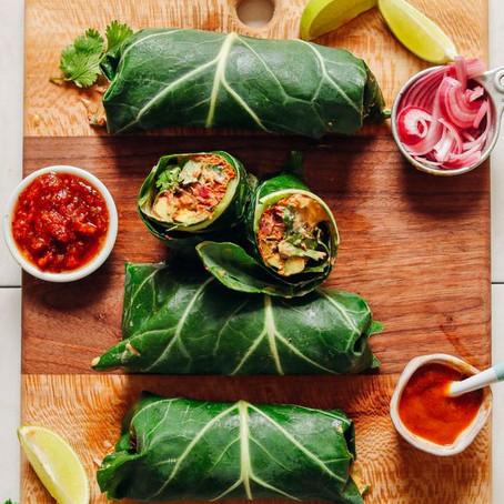 "Zesty ""Live"" Burrito Recipe"