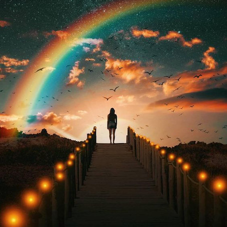 The Rainbow Meditation Technique