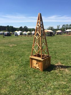Outlander obelisk