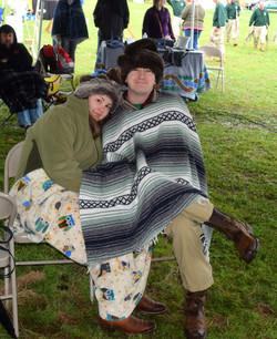 Cozy couple Tartan 2018