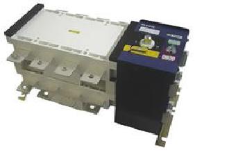 Chave de transferência motorizada tetrapolar reversora MQ-5 220Vca 1600