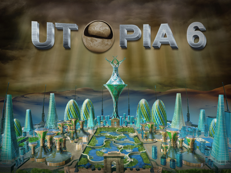 OUR NEW VR SHORT FILM, UTOPIA 6, TO FEATURE AT FUTUREPLAY FROM 3RD AUGUST AS PART OF THE EDINBURGH F