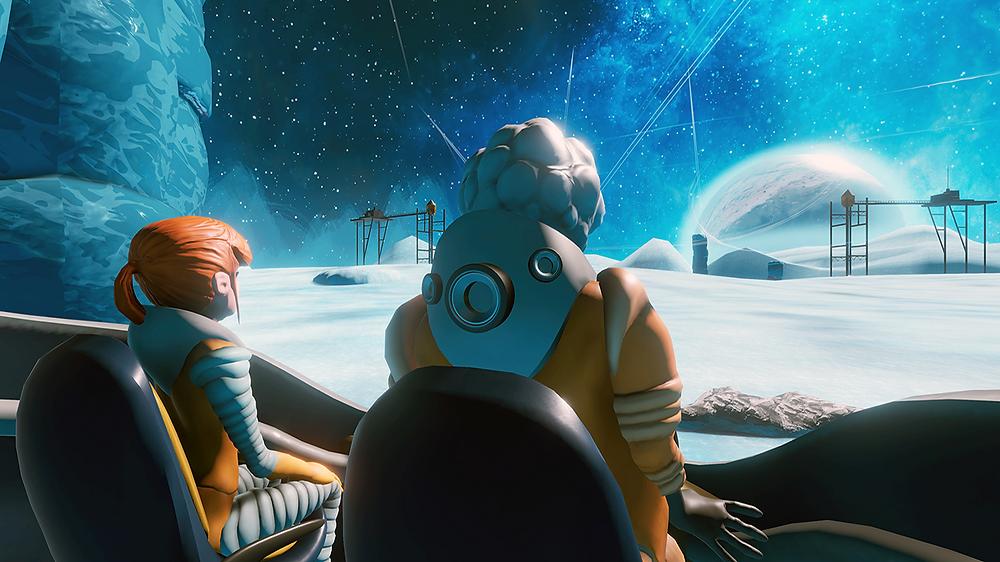 Lucid VR screenshot Viveport