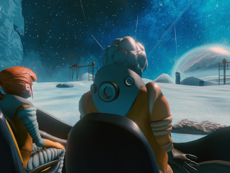 LUCID IS A MUST-SEE VR FILM FROM THE MAKERS OF CTRL