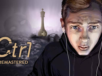 DIVE BACK IN TO THE REMASTERED WORLD OF CTRL