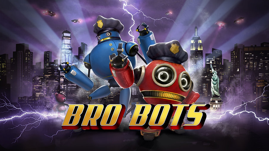 Bro Bots VR