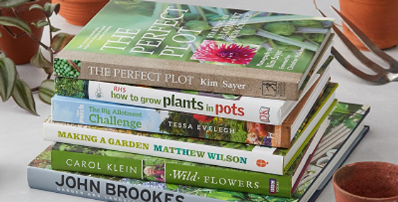 Gardening Book Subscription Gift