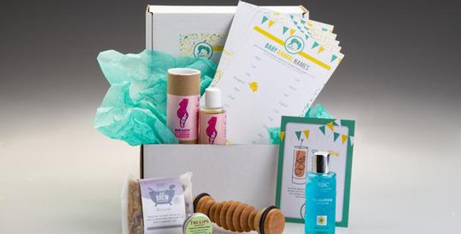 Baboo Box Third Trimester Maternity gift subscription