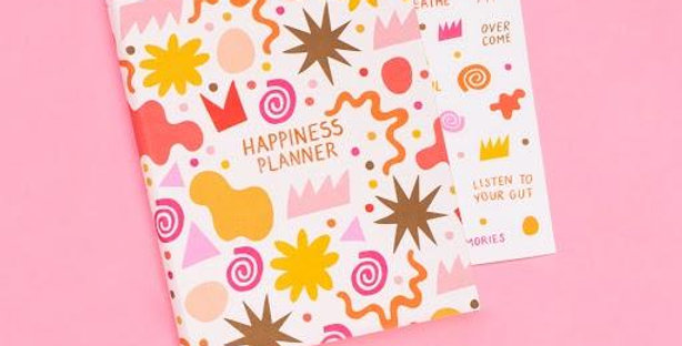 happiness planner to make the most out of your day