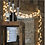 Warm white Pom Pom lights great for Christmas or bedroom decor