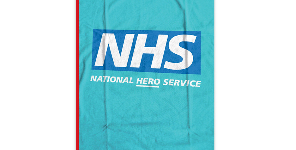 National Health Heroes lockdown thank you card