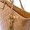 stylish Nova Harley® Luxury Changing Bag - California in taupe colourway