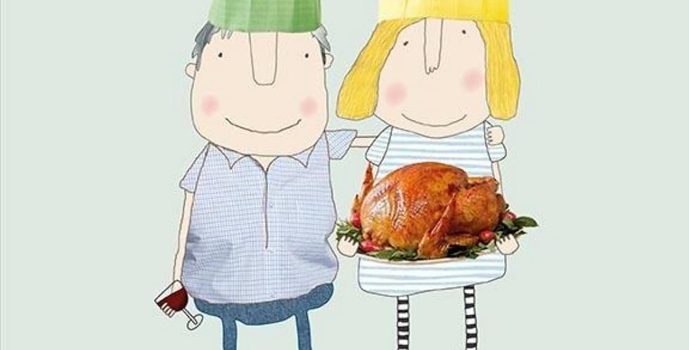 Christmas Mum & Dad
