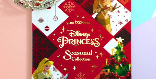 personalised christmas princess story book