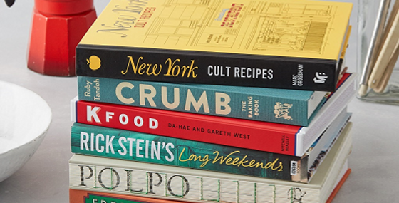 Food & Drink Book Subscription Gift