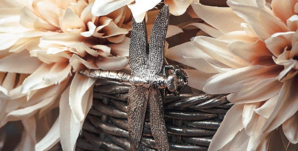 Antique Silver Decorative Clip