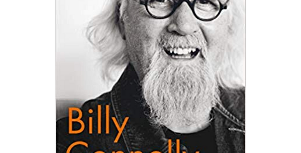 Billy Connolly tall tales book