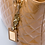 Nova Harley® Luxury Changing Bag - California, taupe in colour