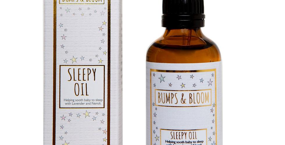 Bumps and Bloom Sleepy Oil