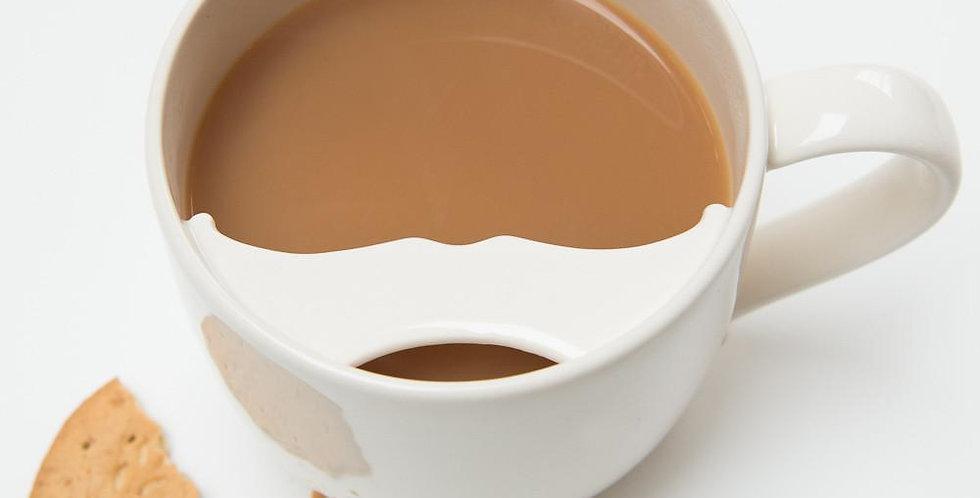moustache guard tea cup