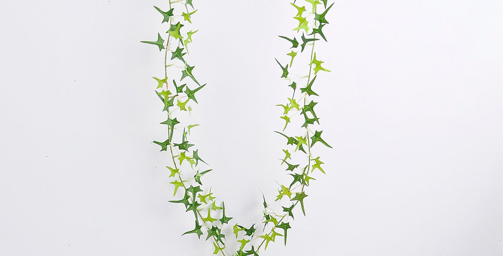 small ivy garland for festive decor