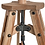 wooden tripod lamp small frame