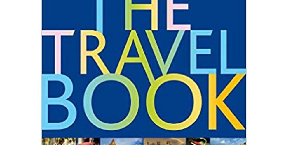 The travel book hardback book gift for jetsetters