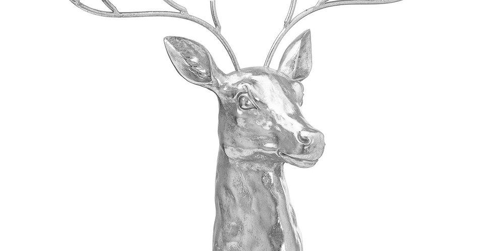 Deer Bust Candle Holder