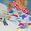 Make mealtimes fun with this placemat featuring an epic butterfly design it comes in a cotton carry bag with 10 pens