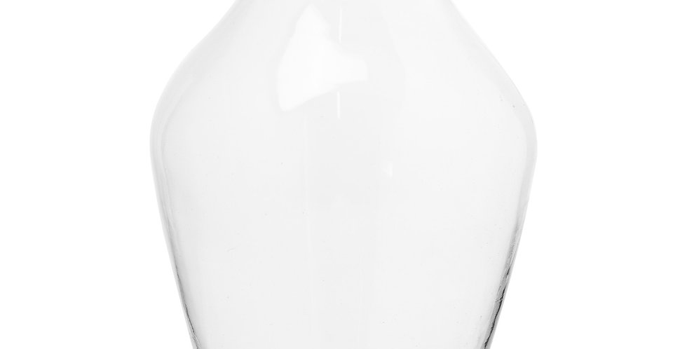Amphora Glass Vase