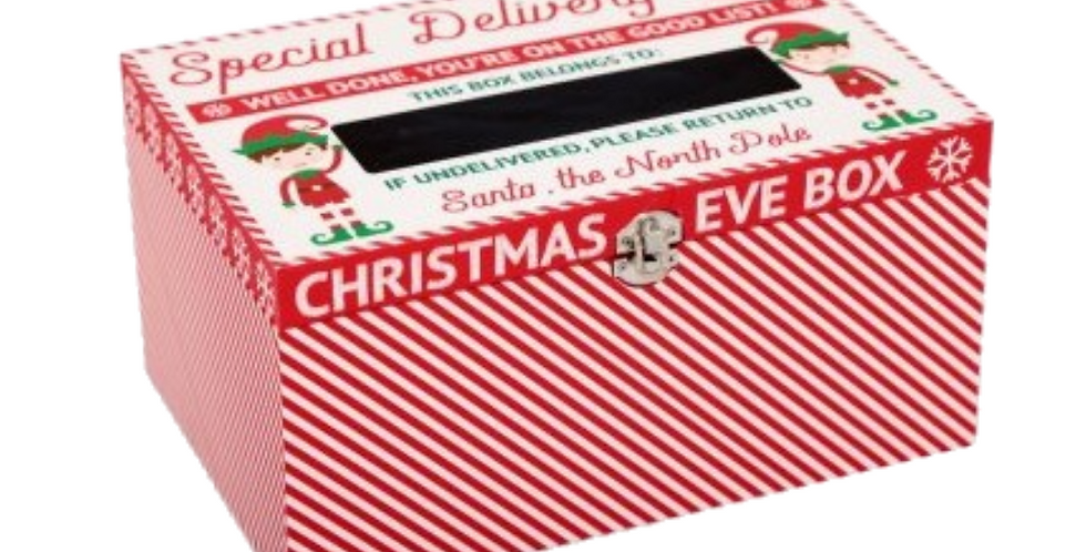 Special Delivery Elf Christmas Eve Box