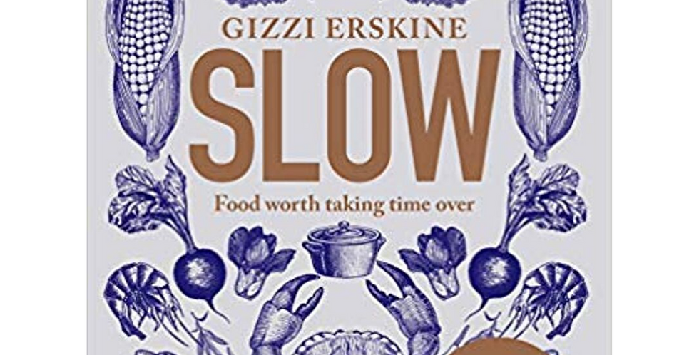 Cookery Book - Slow by Gizzi Erskine
