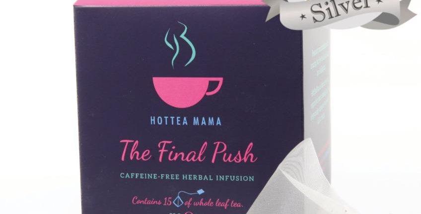 the final push raspberry tea leaf
