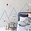 Big Mountain Giant Wall Stickers perfect for enhancing kids rooms