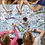 Keep the kids busy with this world map colour in tablecloth that can be machine washed and reused