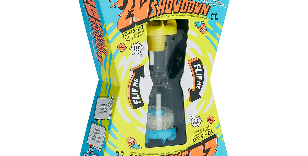 20 second showdown is a crazy challenge game that great for all the family