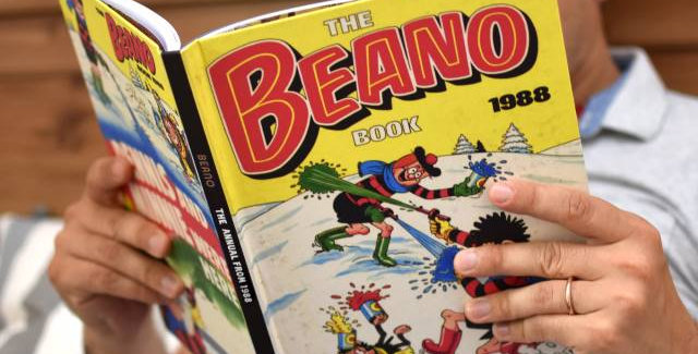 Beano Album From Your Year