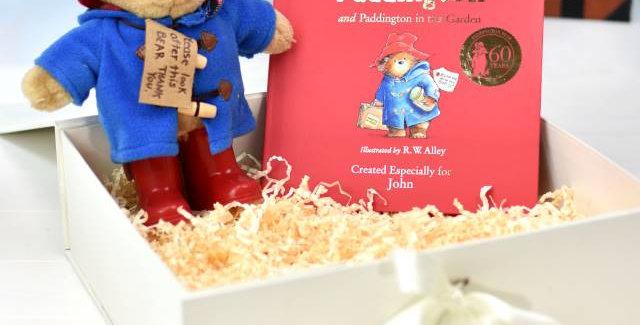 Paddington Personalised Story Book and Plush Toy Giftset