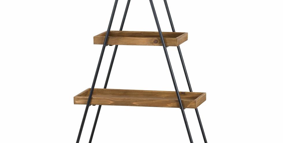 Loft Collection Large Display Shelf