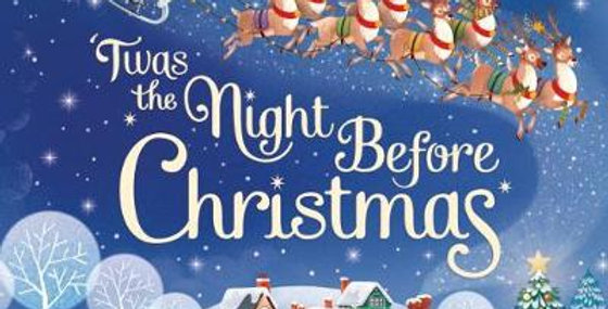 Christmas gift for children 'Twas The Night Before Christmas Pop Up Book